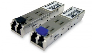 DEM-312GT2/10/E1A Модуль 1-port mini-GBIC LX (up to 2km, support 3.3V power)